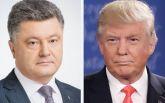 У Трампа запланировали разговор с Порошенко