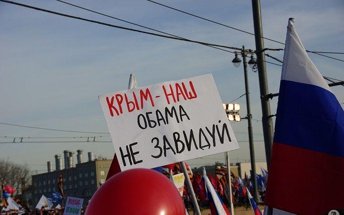 У Путіна знайшли проблеми: Крим вже не додає ваги