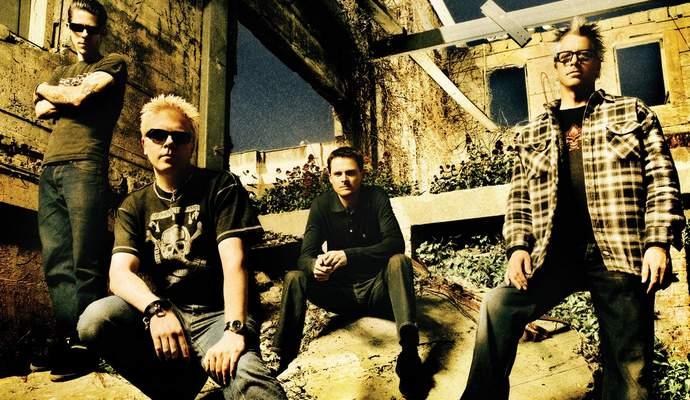 Группа Offspring продала права на свои песни