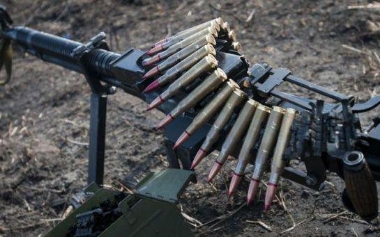 Подавляли огнем: силы АТО на Донбассе дали отпор боевикам