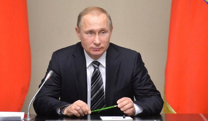 Путин созвал оперативное совещание Совета безопасности