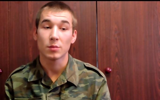 Боевик рассказал на видео о жестоких расправах главарей ЛНР над подчиненными