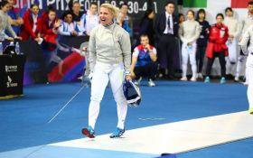 Українська шаблістка виграла новий етап Кубка світу з фехтування