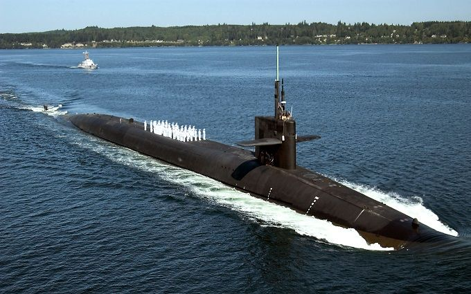 Росія хизується, що зловила у Середземному морі субмарину США