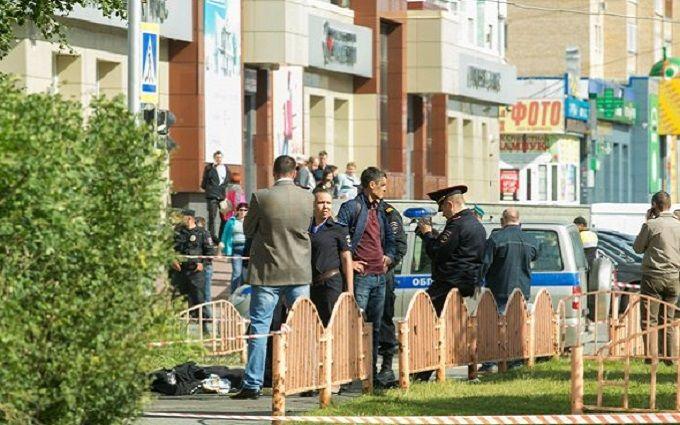 Следователи уточнили имя напавшего напрохожих вСургуте