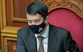 Це буде призначення - Разумков зробив важливу заяву щодо ОРДЛО