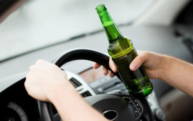 Рада посилила покарання для п'яних водіїв
