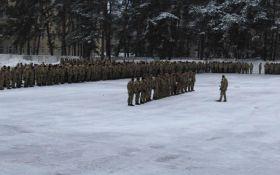 Как проходят масштабные военные сборы в Украине: опубликованы впечатляющие фото