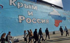 Навколо окупованого Криму розгорається новий скандал