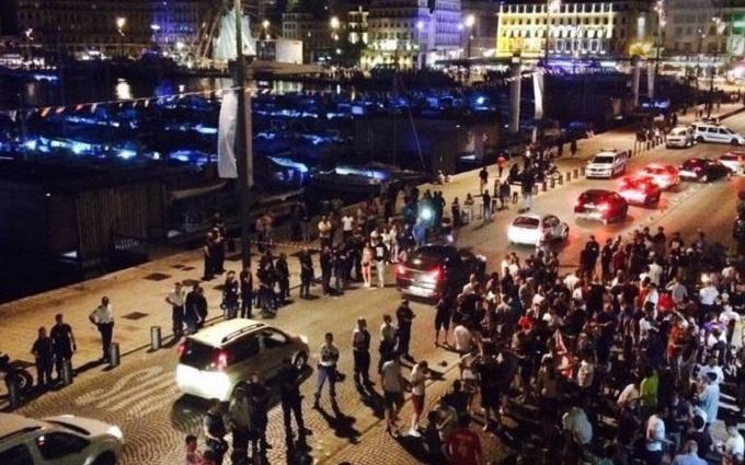 У Франції відбулися перші зіткнення на Євро-2016: з'явилися фото