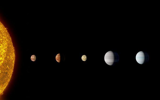"""NASA нашла """"близнеца"""" Солнечной системы в созвездии Дракона: появилось видео"""