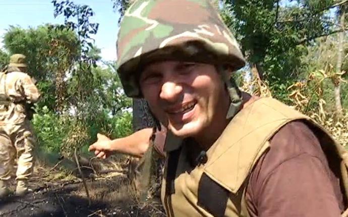Журналіст розповів, як українські військові здивують бойовиків, і показав фото (1)