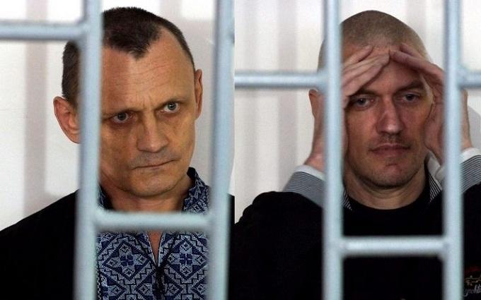 Два українських в'язні в Чечні отримали величезні тюремні терміни
