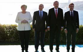 Саммит в Стамбуле по Сирии: главные итоги переговоров Путина, Меркель, Эрдогана и Макрона
