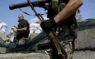 РФ в Донбасі хоче вербувати бойовиків для війни в Сирії - МОУ
