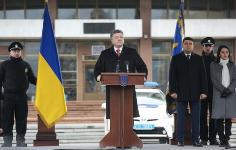 В Виннице запустили новую полицию: опубликованы фото и видео (2)