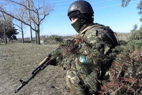 За минулу добу в зоні АТО жоден військовослужбовець не постраждав