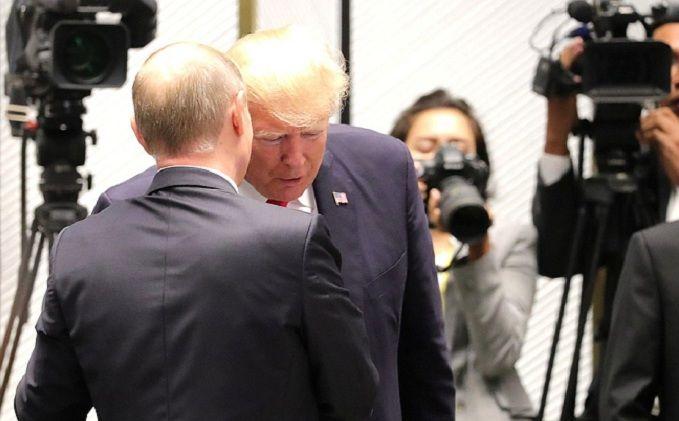 Стало известно, кто оплатил саммит Трампа и Путина