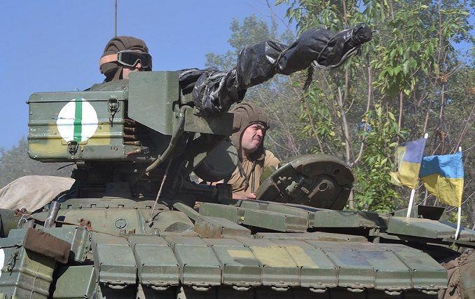 Ситуация на Донбассе обостряется: ВСУ понесли значительные потери