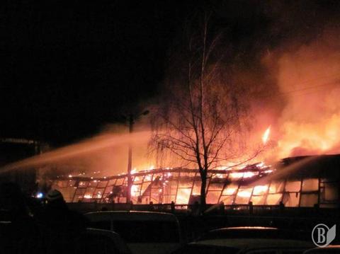 В Чернигове произошел мощный взрыв: появились фото и видео (2)