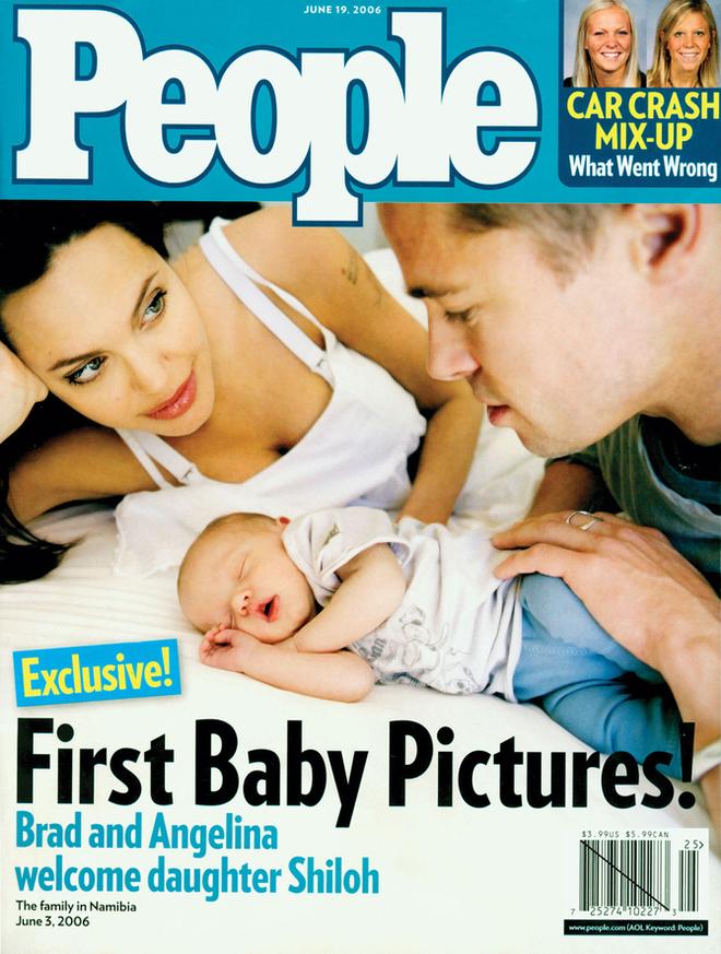 Як пройшли 12 років Бранджеліни: історія кохання Пітта і Джолі у фотографіях (3)