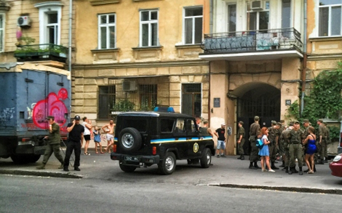В Одесі стався гучний напад на бійця Нацгвардії: розкриті подробиці