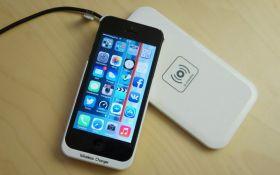 Нові iPhone можна буде заряджати через Wi-Fi