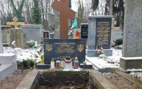 В сети обсуждают скандал с могилой известного украинца в Чехии: появилась реакция Порошенко