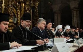 Объединительный собор принял историческое решение и выбрал главу автокефальной церкви Украины