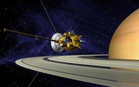 """Это нужно услышать: ученые записали """"музыку"""" Сатурна"""