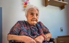 У Барселоні померла найстаріша мешканка Європи