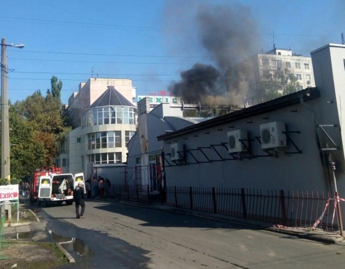 В одеському ресторані прогримів вибух, є загиблий: з'явилися фото (1)