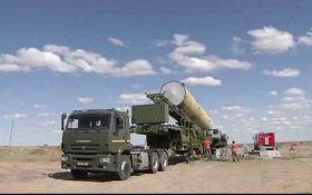 Росія похвалилася успішним випробуванням нової протиракети: з'явилося відео