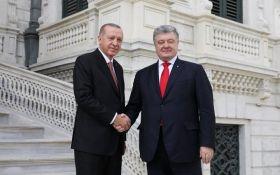 Миротворцы на Донбасс и освобождение политзаключенных: главные итоги переговоров Порошенко и Эрдогана
