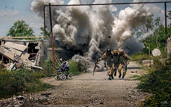 Бійці АТО поставили крапку в суперечці про постановочні фото: опубліковано відео