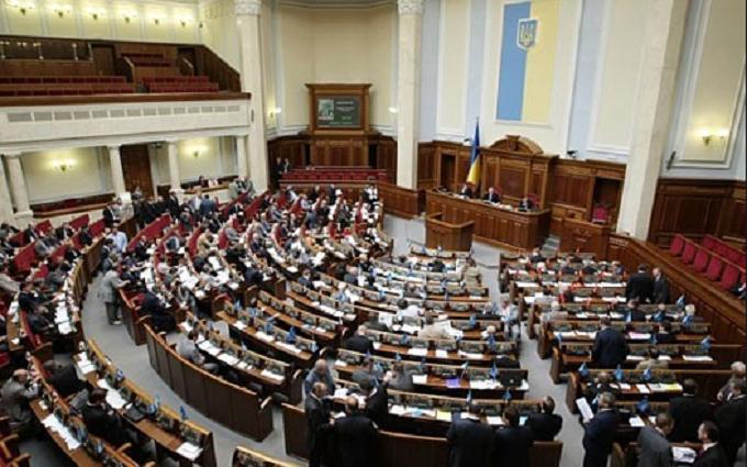 Появился новый рейтинг политических партий Украины