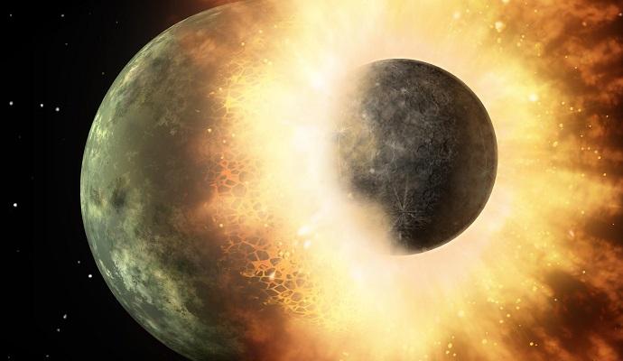 Американские ученые открыли, что Земля состоит из двух планет