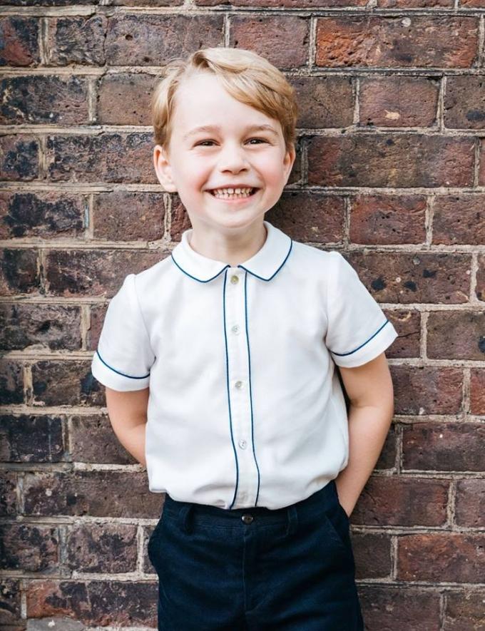 Первый юбилей принца Джорджа: королева Елизавета II сделала эксклюзивный подарок правнуку (1)