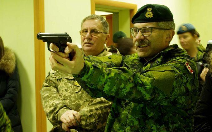 Украинец Винник стал заместителем начальника Генштаба Канады