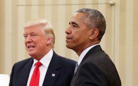 Обама особисто попереджав Трампа про Флінна - ЗМІ