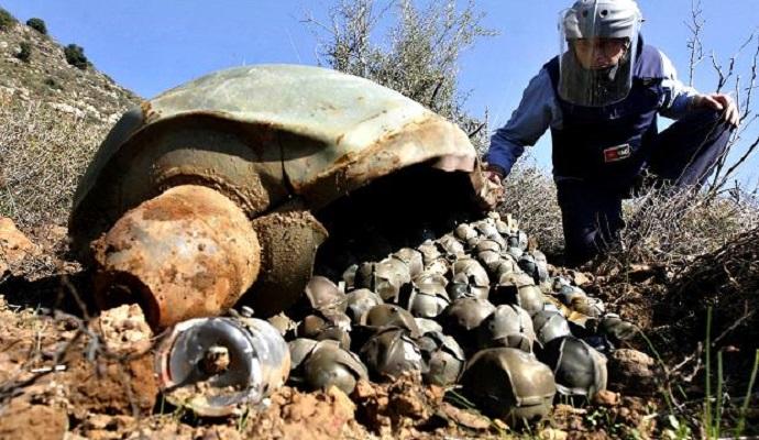 РФ и Сирия ежедневно проводят атаки с использованием бомбовых кассет - HRW