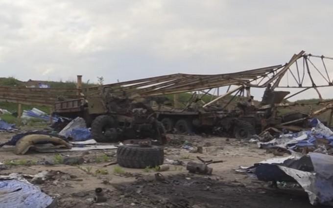 Покришили ворожу ДРГ: з'явилося нове відео від бійців АТО