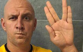 Провокационное фото Потапа вызвало негодование в сети
