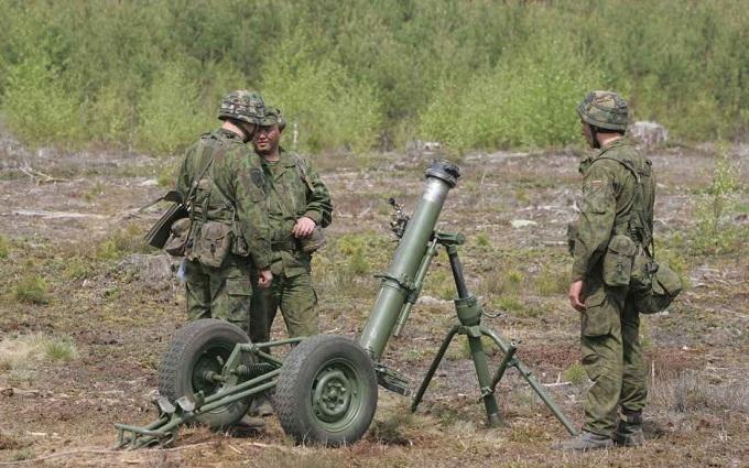 Війна на Донбасі: бойовики обстріляли позиції сил АТО біля Авдіївки