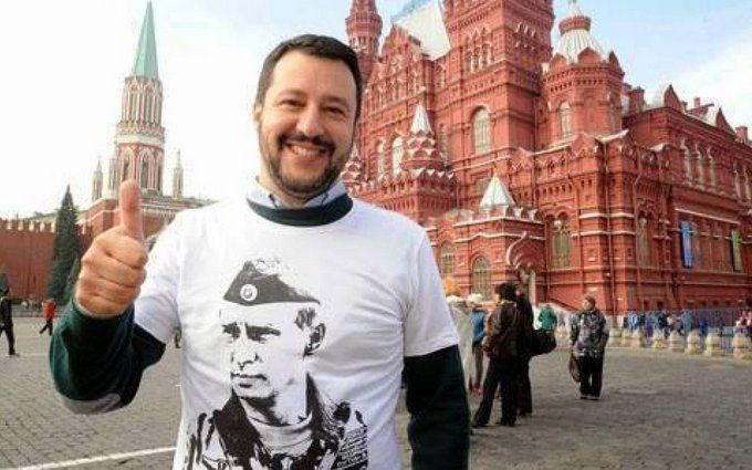 ЗМІ: Росія запропонувала скандальному політику 3 млн євро на вибори
