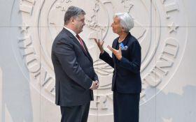 Транш для України в умовах воєнного стану: Порошенко анонсував термінові переговори з главою МВФ