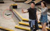 Китайська компанія винайшла кишенькового дрона, яким можна керувати жестами: з'явилося відео