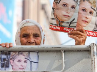 Большинство украинцев считают выборы без Тимошенко нелегитимными