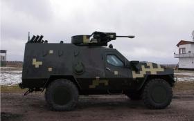 В Україні випробували новий броньовик: з'явилися фото і відео
