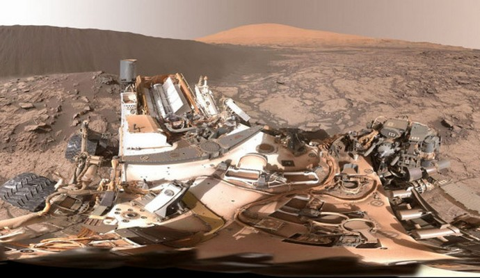 Разработана новая экскурсия по марсианской дюне в 3D